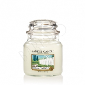 Yankee Candle Clean Cotton MEDIUM