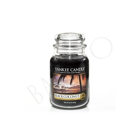 Yankee Candle Black Coconut LARGE