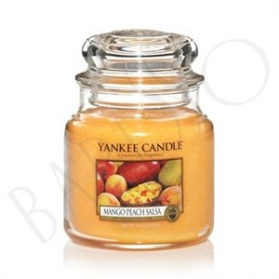 Yankee Candle Mango Peach Salsa MEDIUM