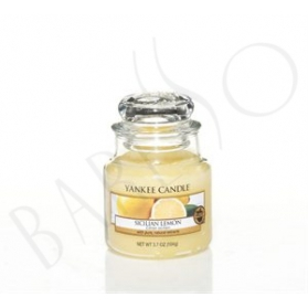 Yankee Candle Sicilian Lemon SMALL