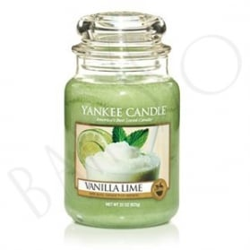 Yankee Candle Vanilla Lime LARGE