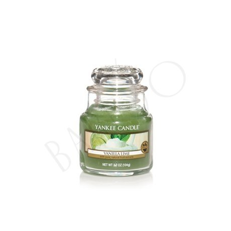 Yankee Candle Vanilla Lime SMALL