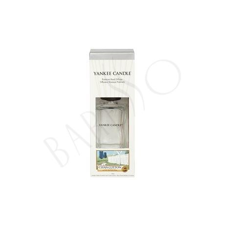 Yankee Candles Decór Reeds - Clean Cotton 170ml