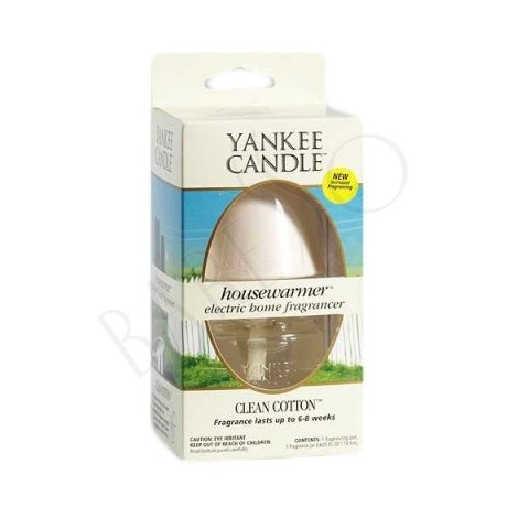 Yankee Candle - Electric Base Clean Cotton