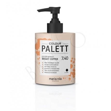 Maria Nila Palett Colour Refresh - Bright Copper 7.40