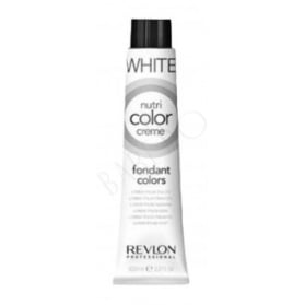 Revlon Nutricolor Cream Tube 000 White  - 100ml