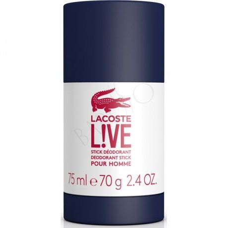 Lacoste Live Deo Stick 75ml