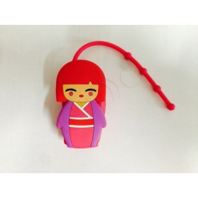 B&B Pocketbac Holder - Happy Girl