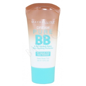 Maybelline Dream Pure BB Cream - Deep Sheer Tint
