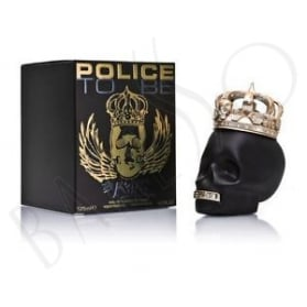 Police To Be The King edt 125ml