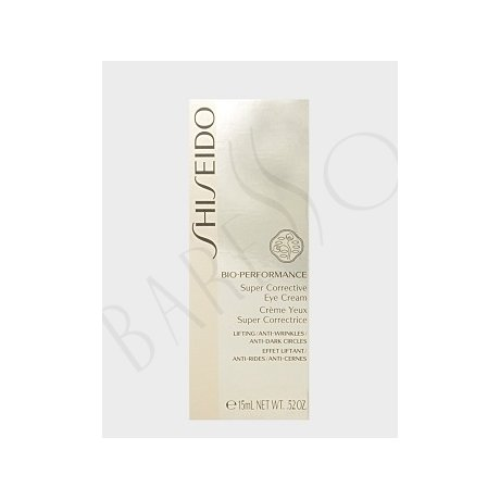 Shiseido Bio Performance Super Corrective Eye Cream 15ml