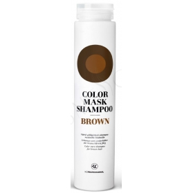 KC Color Mask Shampoo - Brown 250ml