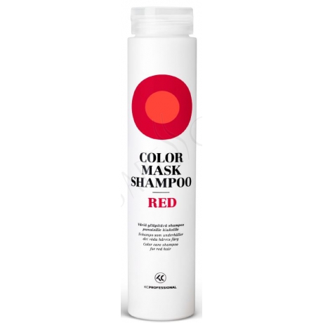 KC Color Mask Shampoo - Red 250ml