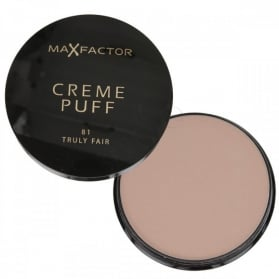 Max Factor Creme Puff Truly Fair (81)