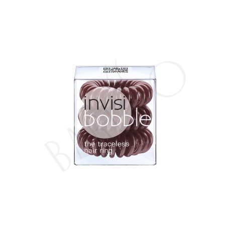 Invisibobble - Chocolate Brown 3-pack