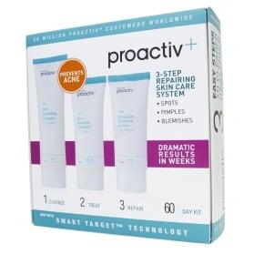Proactiv+ 3-Step System (60 Days Kit)