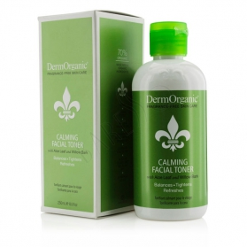DermOrganic Calming Facial Toner 250ml