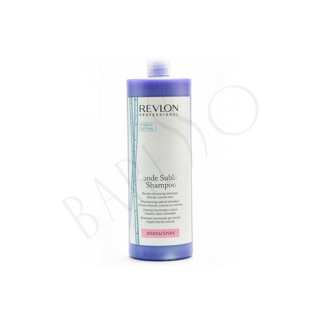 Revlon Professinal Interactives Blonde Sublime Shampoo 1250ml