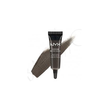 Nyx Eyebrow Gel - Black/Noir 10ml