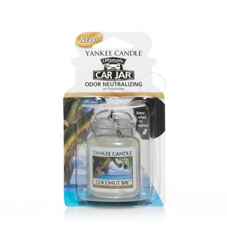 Yankee Candle Car Jar Ultimate - Coconut Bay