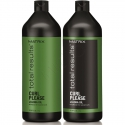 Matrix Total Results Curl Please Duo Paket 1000ml