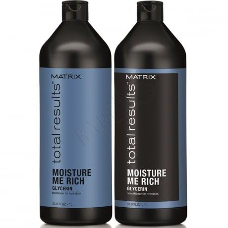 Matrix Total Results Moisture Me Rich Duo Paket 1000ml