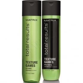 Matrix Total Results Texture Games Duo Paket