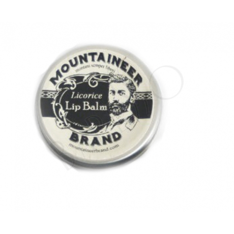 Mountaineer Brand - Läppbalsam Licorice 15g