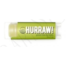HURRAW! Lip Balm - Green Tea