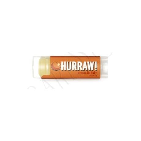 HURRAW! Lip Balm - Orange