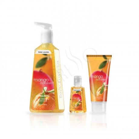 Body Luxuries - Mango Mandarin Paket