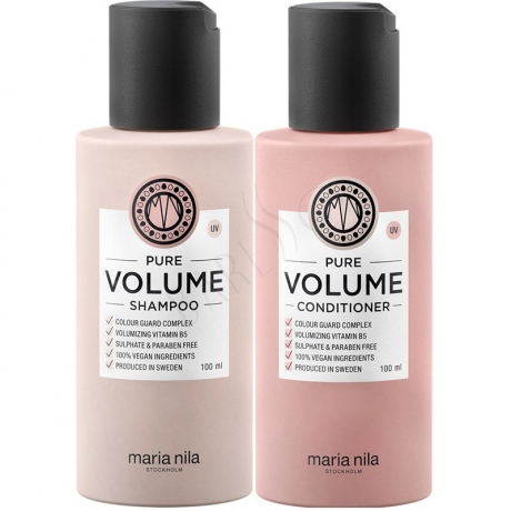 Maria Nila Palett Pure Volume Travelkit