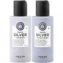 Maria Nila Palett Sheer Silver Travelkit