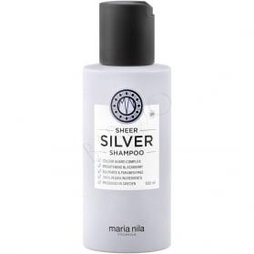 Maria Nila Palett Sheer Silver Shampoo 100ml