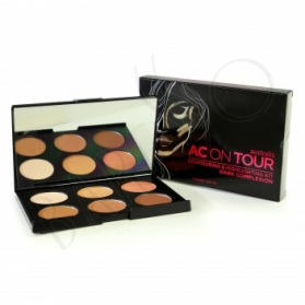 AUSTRALIS AC On Tour Contouring & Highlighting Kit - Medium