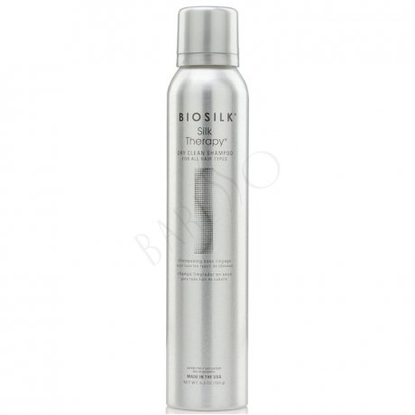 Silk Therapy Dry Clean Shampoo 150g