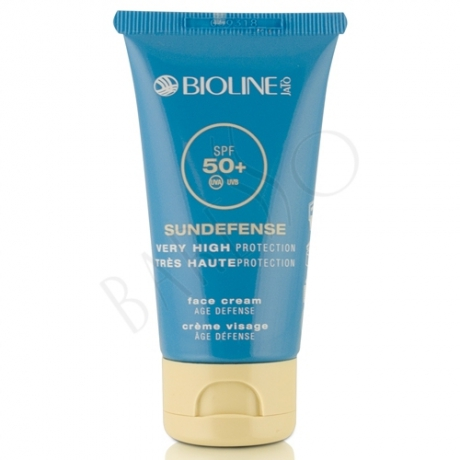 Bioline Sundefense Very High Protection Face Cream SPF 50+ 50ml