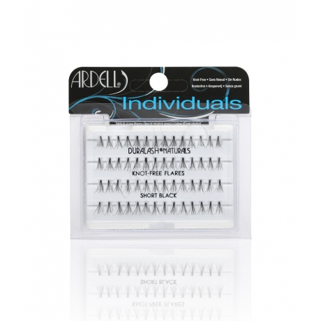 Ardell Indiv. Naturals Short Black Knot Free