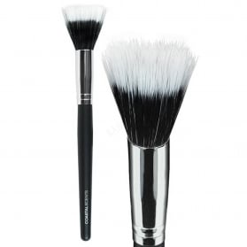 Coastal Scents Classic Stippling Brush Medium Synthetic