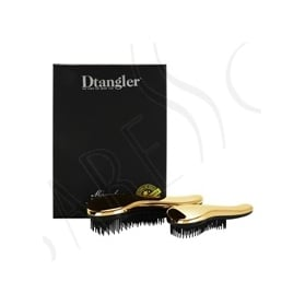 Detangling Brush Kit Gold