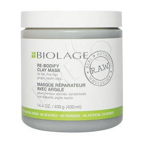 Matrix Biolage R.A.W. Rebodify Clay Mask