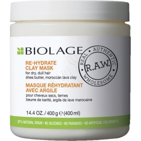 Matrix Biolage R.A.W. Rehydrate Clay Mask