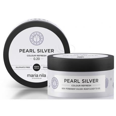 Maria Nila Colour Refresh 0.20 Pearl Silver 100ml