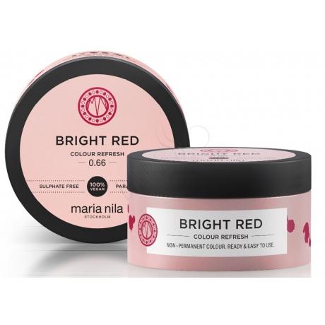 Maria Nila Colour Refresh 0.66 Bright Red 100ml