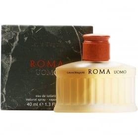 Laura Biagiotti - Roma Uomo, EdT 40ml