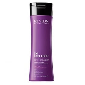 Revlon Be Fabulous Hair Recovery Cream Keratin Conditioner 250ml
