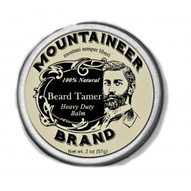 Mountaineer Brand - Heavy Duty Beard Tamer 60g