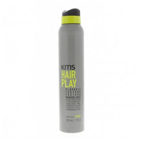 KMS Hair Play Playable Texture Spray 200ml