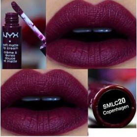 NYX PROFESSIONAL MAKEUP - Soft Matte Lip Cream