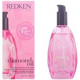 Redken Glow Dry Diamond Oil 100ml